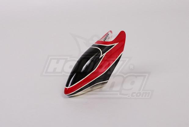 Canopy de fibra de vidrio para Trex-450 Sport
