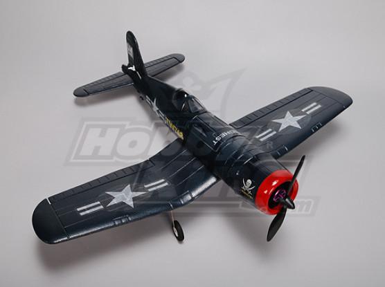 F4U de combate 97pcnt Plug-n-Fly w / bl motor / servo / ESC
