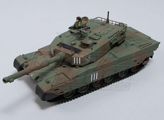 Tipo 90 Battletank RTR w / Tx / sonido / infrarrojos