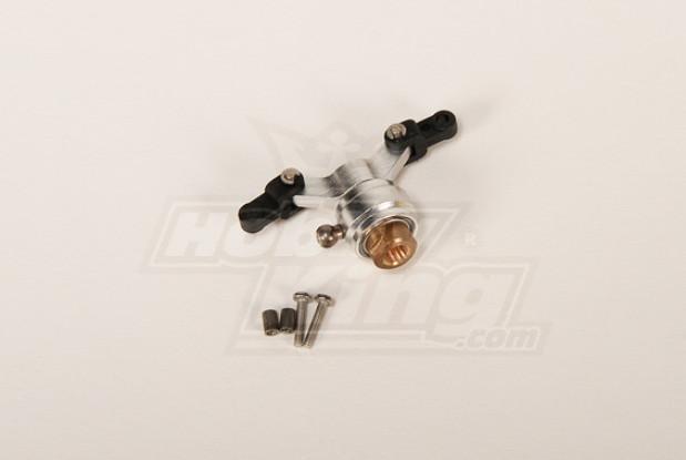 TZ-V2 0.50 Tamaño de la cola deslizador de tono (Metal)