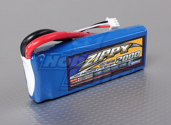 45C ZIPPY Flightmax 2000mAh 2S1P