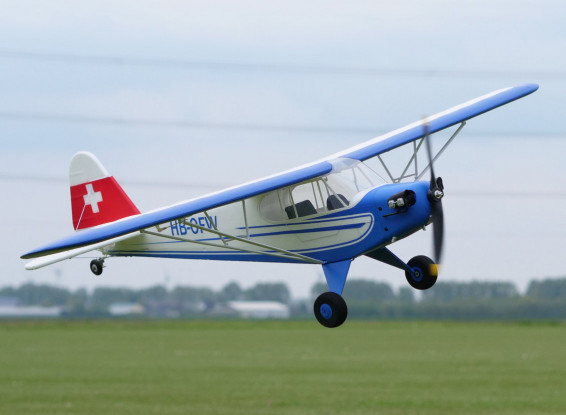 H-King PNF Swiss J-3 Piper Cub EPO 1400mm