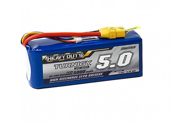 Turnigy-Heavy-Duty-5000mAh-4S-60C-Lipo-Pack-w-XT-90-9067000237-0-1