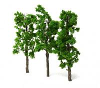 HobbyKing™ 80mm Scenic Wire Model Trees (3 pcs)
