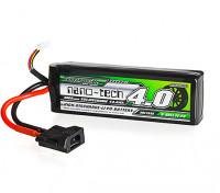 Turnigy nano-tech 4000mAh 3S 30C LiPo Pack w/ Flat Connector