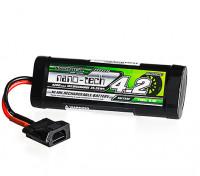 Turnigy nano-tech 4200mAh 8.4V 7P 10C NiMH Battery Hump Pack w/Flat Connector