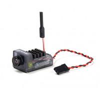 Quanum FPVMe HD Mini Camera w/40CH 5.8GHz 25~200mW VTX (Whip Antenna)