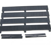 Micro Engineering N Scale 80ft Plate Girder Bridge Kit 2pcs (80-170)