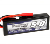 Turnigy 5000mAh 2S2P 40C Hardcase Pack (ROAR APPROVED)