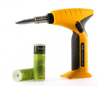 Iroda SolderPro 4in1 Pro-180 Adjustable Gas Soldering Iron Set (30-185W) 1