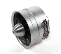 El Dr. Mad empuje 90mm 11-Hoja de la aleación del FED 1700kv Motor - 2300watt (6S) Contador de Rotación