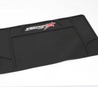 TrackStar goma R / C esterilla (640 x 400 mm)