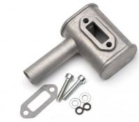 RCGF 10cc el Motor de gas Silenciador Conjunto (M1004)