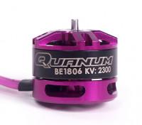 Quanum BE1806-2300kv Race Edición de motor sin escobillas 3 ~ 4S (CCW)