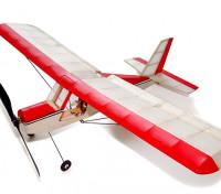 Aeromax Micro interior del aeroplano Balsa 400mm Kit w / Motor