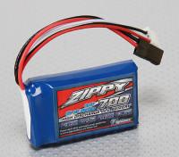 ZIPPY Flightmax 700mAh 6,6 V 5C Receptor Paquete LiFePo4