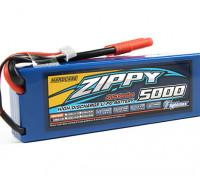 ZIPPY 5000mAh 2S1P Estuche duro paquete de 30C