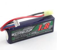 Turnigy nano-tech 1800mah 3S 20 ~ 40C Lipo AIRSOFT Paquete