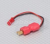 T-Conector JST - Mujer en línea adaptador de corriente