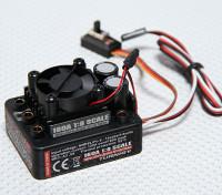 Turnigy 160A 1: 8 de la escala sin sensor ESC w / Fan