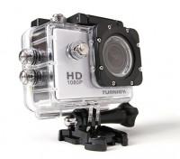 Cámara HD Turnigy ActionCam 1080P Full HD video w / estuche estanco al agua