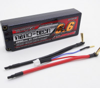 Turnigy nano-tech 6600mah 2S2P 65 ~ 130C Estuche Lipo Paquete