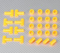 Turnigy HAL tren de aterrizaje Holder (4 juegos)