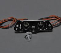 Para dos interruptores de potencia RX / CDI con llenado de combustible