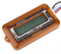 Turnigy DLUX LIPO batería de célula y del equilibrador (2S ~ 6S)