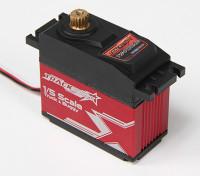 TrackStar TS-700 mg Digital 1/5 Escala servo de dirección del carro / cochecillo 33.33kg / 0.18sec / 145g