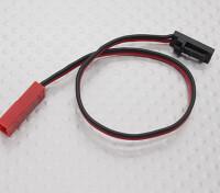 JST 2 clavijas de Molex 2.54 carga / batería de conector / adaptador