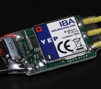 HobbyKing YEP 18A (2 ~ 4S) regulador de la velocidad sin escobillas SBEC