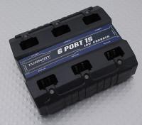 Turnigy 6 Puerto 1S Cargador Inteligente
