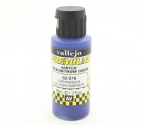 Vallejo Color Superior pintura acrílica - caramelo azul de carreras (60 ml)