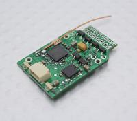 Junta de Control de Vuelo micro MWC DSM2 Compatible X4 de ESC cepillado Integrado