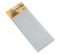 Acabado en húmedo / seco del papel de lija Tamiya - Ultra Fino Conjunto (5 piezas)