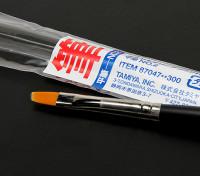 Tamiya alta Finalizar cepillo plano (artículo 87047)