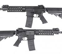 King Arms 516 CQB AEG (Negro)