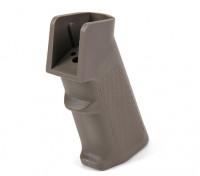 Grip Dytac A2 Tipos de pared para M4 / M16 AEG (tierra oscura)