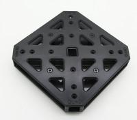 RotorBits QuadCopter Centro de montaje (Negro)