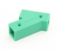RotorBits 45 grados Conector (verde)