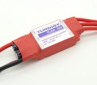 Controlador de velocidad 100amp felpa TURNIGY w / BEC