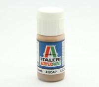 Italeri pintura acrílica - Piso marrón claro