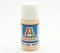 Italeri pintura acrílica - tono de piel plana Tinte Luz en la base