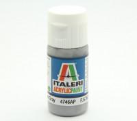 Italeri pintura acrílica - Piso Gris Medio