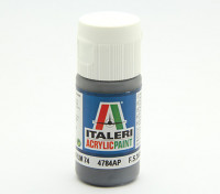 Italeri pintura acrílica - Graugrün RLM74