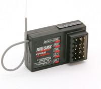 Receptor Turnigy 5RX 5Ch de Mini de 2,4 GHz FHSS