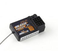 HobbyKing ™ GT2E receptor de 2,4 GHz 3Ch