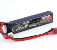 Turnigy nano-tech 1000mAh 3S 20 ~ 40C Lipo AIRSOFT Pack (conector T)
