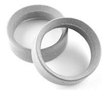 Equipo Sorex 24mm moldeadas del neumático Inserciones de tipo A Mediano (2 unidades)